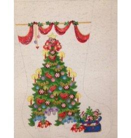 Strictly Christmas Christmas tree stocking