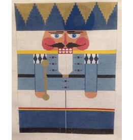 Julia Light Blue King Nutcracker - Large Rollup<br />