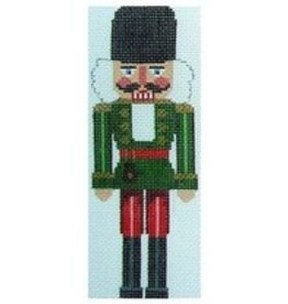 Julia Dk Green/Red King Nutcracker<br />