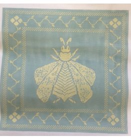 Whimsy &amp; Grace Bee - Mariner Blue &amp; Butter<br />