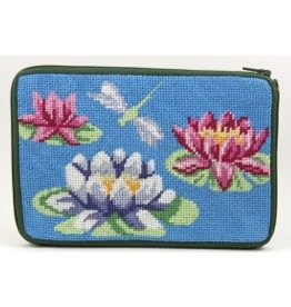 Alice Peterson Waterlily Cosmetic Case