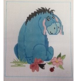 All About Stitching Eeyore<br />