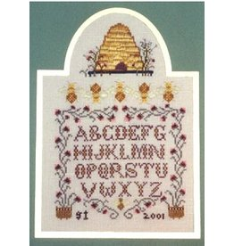 Custom House Clover & Honey chartpack -  cross stitch
