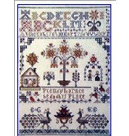 Custom House Plenty & Grace chartpack - crossstitch