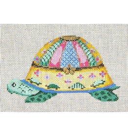 """Patti Mann Turtle 4""""x5"""""""