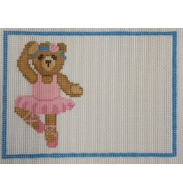Susan Roberts Ballerina Bear, announcement<br />