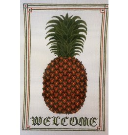 Susan Roberts Pineapple Welcome<br />
