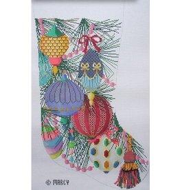 Julia Ornaments Stocking