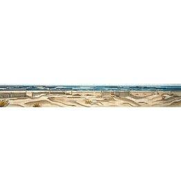 Needle Crossing Beach scene belt