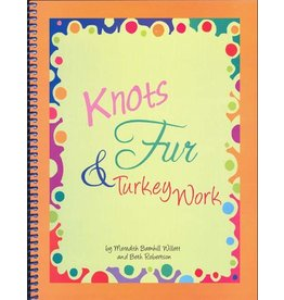 Elizabeth Turner Knots, Fur &amp; Turkey Work<br />
