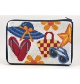 Alice Peterson Beach accessories cosmetic bag