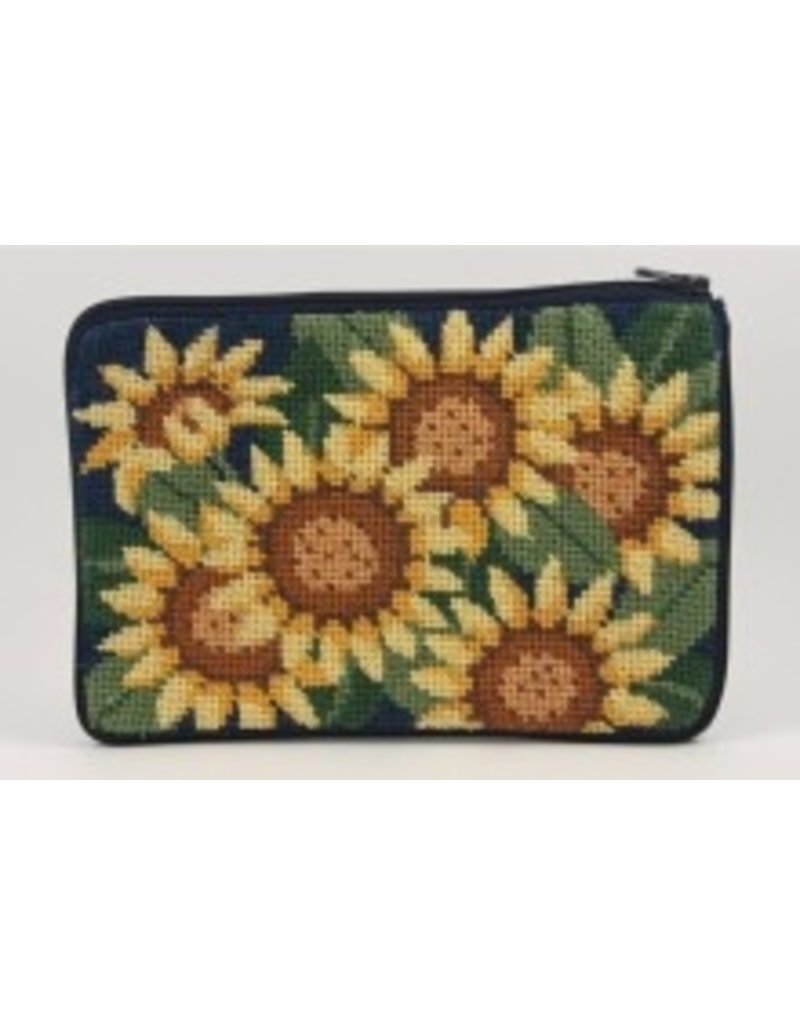 Alice Peterson Sunflower <br />Cosmetic Case