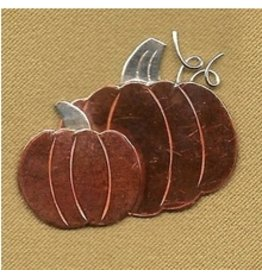 Puffin & Co Needle Nanny - Pumpkin