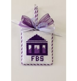GD Design First Baptist School ornament<br />