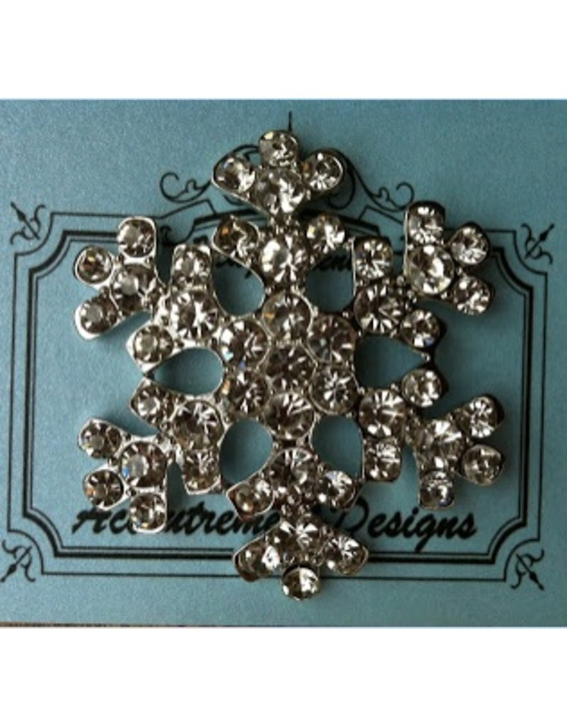 Accoutrement Designs Snowflate Magnet - Large