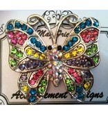Accoutrement Designs Butterfly Magnet - Large