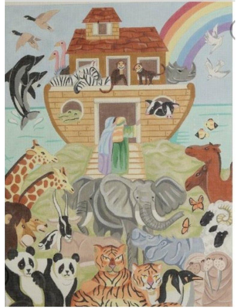 Alice Peterson Noah&#039;s Ark<br />18&quot; x 24&quot;
