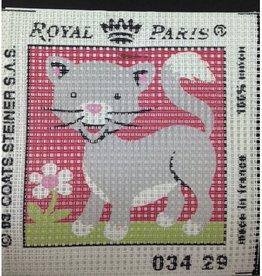 Fleur de Paris Royal Paris Kit - Cat<br />6&quot; x 6&quot;