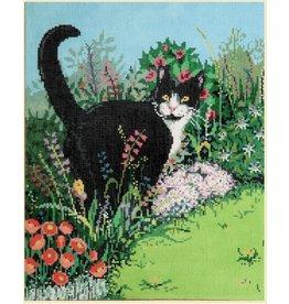 Fleur de Paris Bear&#039;s Garden<br />11.5&quot; x 9&quot;