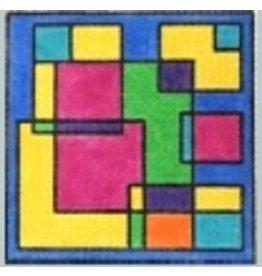 Julie Mar Random Squares <br />5&quot; x 5&quot;