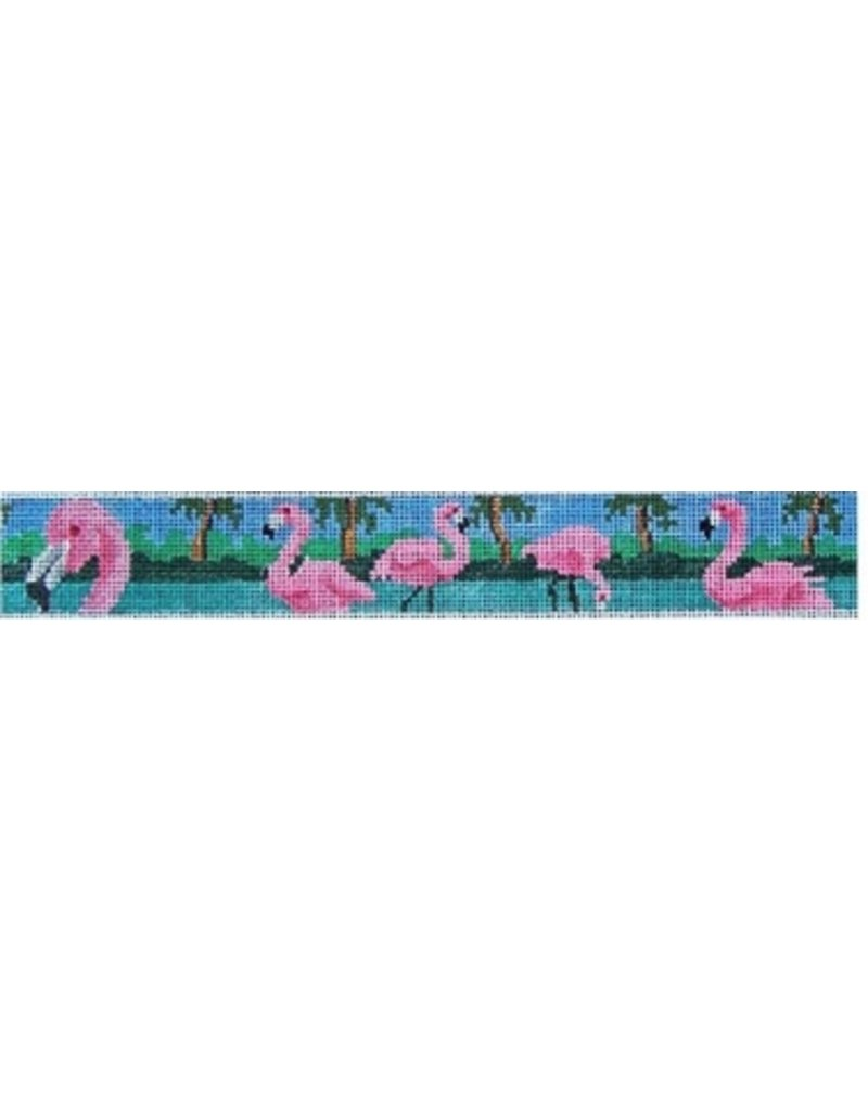 Alice Peterson Flamingo Belt