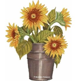 Melissa Shirley Sunflower Pail<br />