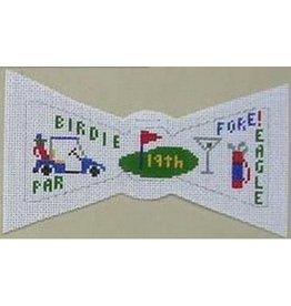 Julia Bow Tie - Golf