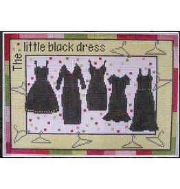 Pippin Studio The Little Black Dress<br />11&quot; x 8&quot;