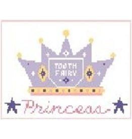 Kathy Schenkel Princess Toothfairy Pillow<br />