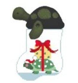 Kathy Schenkel Turtle Package w/Turtle ornament