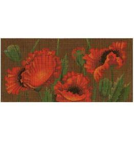 Colonial Needle Poppy Fields<br />