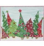 Alice Peterson Crazy Christmas Trees<br />10&quot;x8&quot;