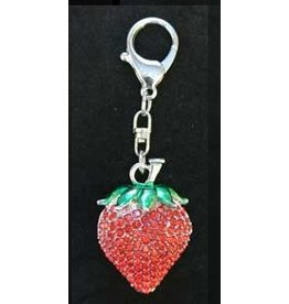 Elizabeth Turner Scissors Bling 2-h  Strawberry
