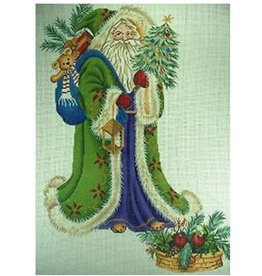 All About Stitching Pere Noel I Stocking<br />