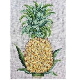 Alice Peterson Pineapple <br />7&quot;x11&quot;