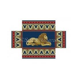 Susan Roberts Lion brick cover