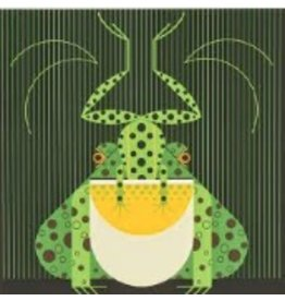 Treglown Charley Harper&#039;s &quot;Frog Eat Frog&quot;<br />