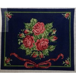 Treglown Rosses on Blue<br />