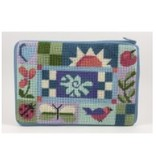 Alice Peterson Country Patchwork cosmetic purse