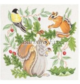 Susan Roberts Squirrel, Chipmunk, Bird<br />