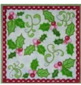 Alice Peterson Christmas Pillow<br />