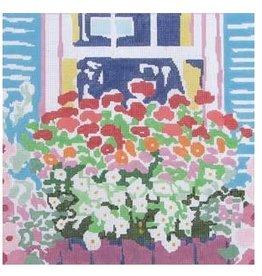 Jean Smith Designs Window Box #1<br />14.5&quot;x13.5&quot;