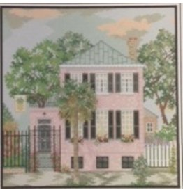 CW Designs A Touch of Pink - House