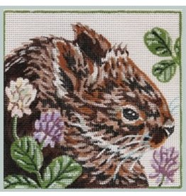 Julie Mar Bunny w/Clover