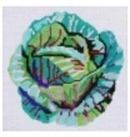 Jean Smith Designs Cabbage coaster<br />