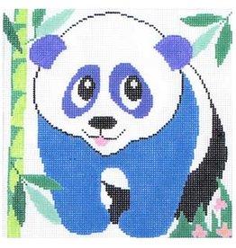 Jean Smith Designs Panda<br />8&quot; x 8&quot;