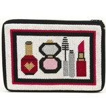 Alice Peterson Make-Up & Things Cosmetic Purse
