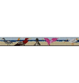 Itz A Stitch Sanibel Island Birds - Belt