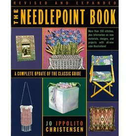 Fleur de Paris Needlepoint Book/ J. Christensen