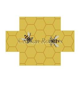 Susan Roberts Beehive, brick cover